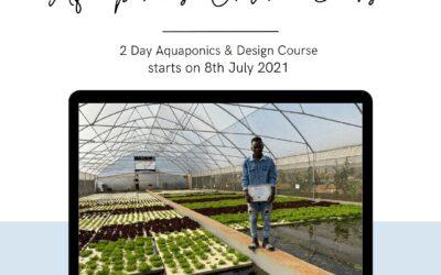 Online Aquaponics Design Course